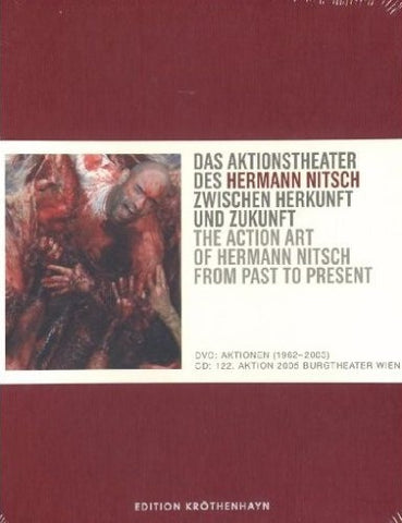 fustron NITSCH, HERMANN, The Action Art of Hermann Nitsch from Past to Present