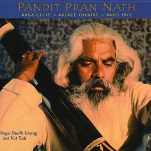 fustron PRAN NATH, PANDIT, The Raga Cycle, Palace Theatre, Paris 1972