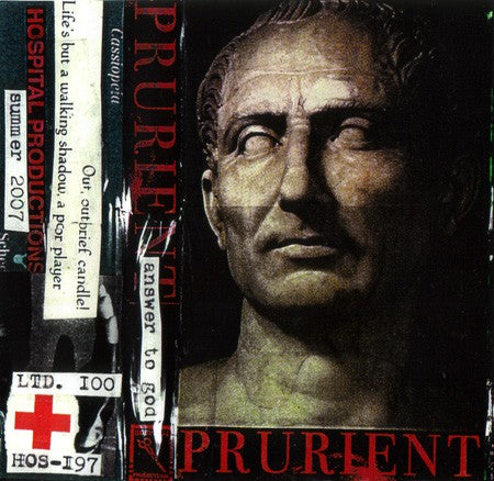 fustron PRURIENT, Answer To God