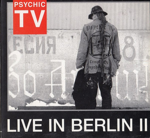 fusetron PSYCHIC TV, Live In Berlin 2