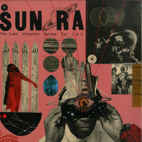 SUN RA & HIS MYTH SCIENCE SOLAR ARKESTRA - The Lost Arkestra Series Vol 1 & 2