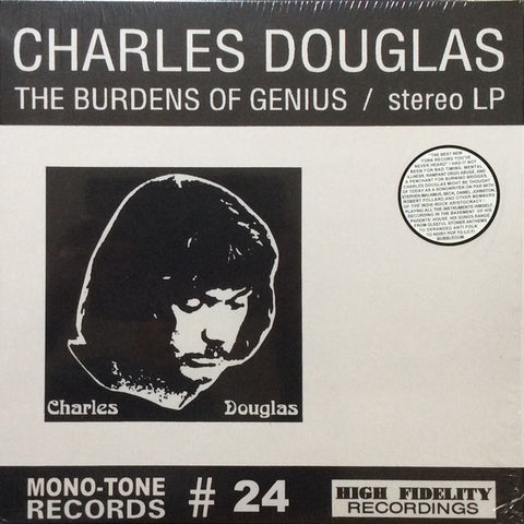 fusetron DOUGLAS, CHARLES, The Burdens Of Genius