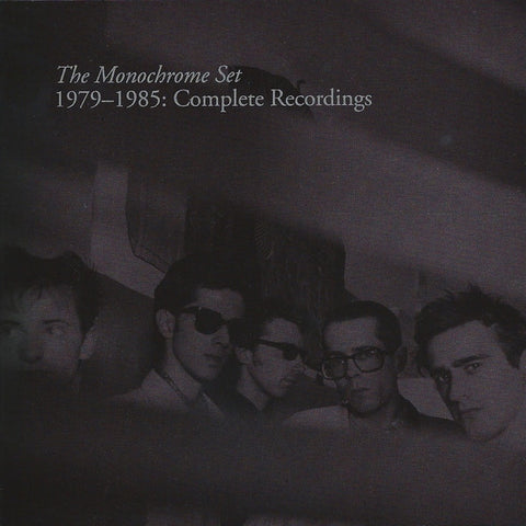 fusetron MONOCHROME SET, THE, 1979-1985: Complete Recordings