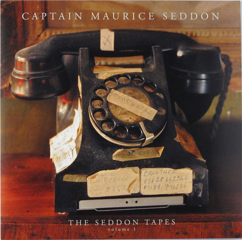 fusetron CAPTAIN MAURICE SEDDON, The Seddon Tapes: Volume 1