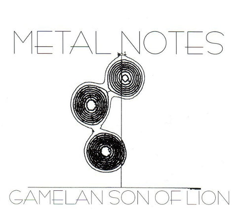 fustron GAMELAN SON OF LION, Metal Notes