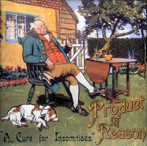 fustron PRODUCT OF REASON, A Cure For Insomniacs