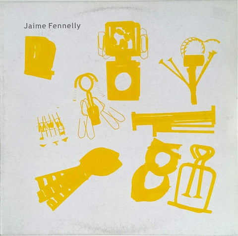 FENNELLY,  JAIME / W.O.O. REVELATOR - Splitting Series #2