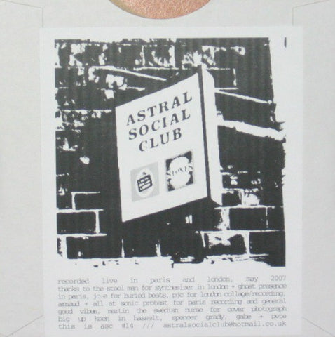 fusetron ASTRAL SOCIAL CLUB, #14