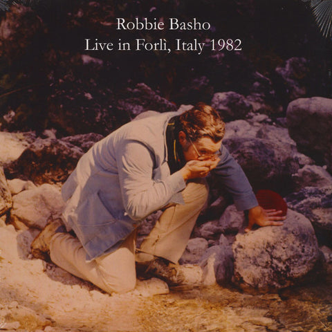 fusetron BASHO, ROBBIE, Live in Forli, Italy 1982