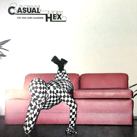 fusetron CASUAL HEX, Zig Zag Lady Illusion