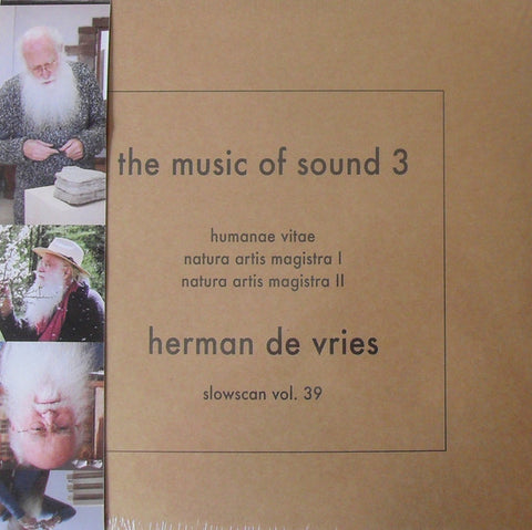 fusetron DE VRIES, HERMAN, The Music Of Sound 3
