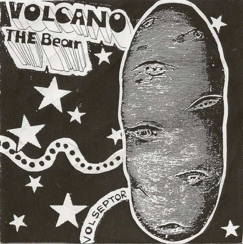 fustron VOLCANO THE BEAR, Volseptor