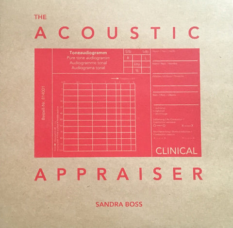 BOSS, SANDRA - The Acoustic Appraiser