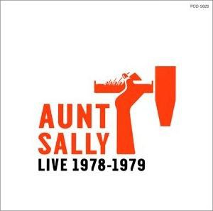 fustron AUNT SALLY, Live 1978-1979
