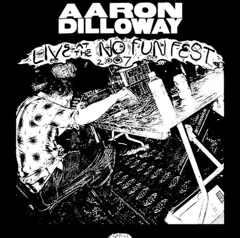 fusetron GIFFONI, CARLOS/AARON DILLOWAY, Live At No Fun Fest 2007
