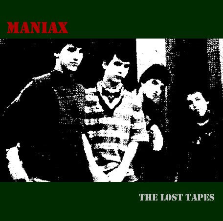 fusetron MANIAX, The Lost Tapes
