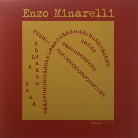 MINARELLI, ENZO - Live in San Francisco