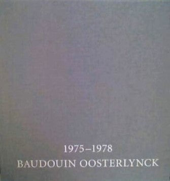fusetron OOSTERLYNCK, BAUDOUIN, 1975-1978