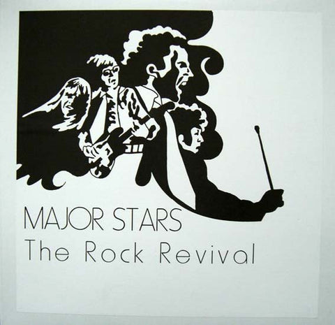 fusetron MAJOR STARS, Rock Revival,The