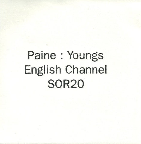 fusetron YOUNGS, RICHARD & ANDREW PAINE, English Channel