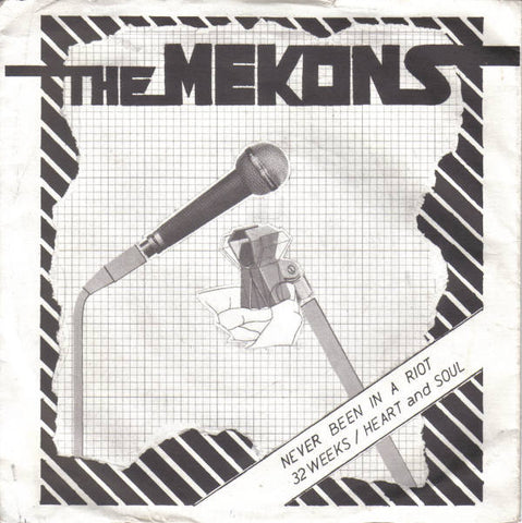 fusetron MEKONS, Never Been In A Riot