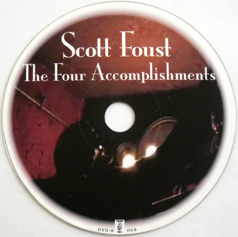 fustron FOUST, SCOTT, The Four Accomplishments