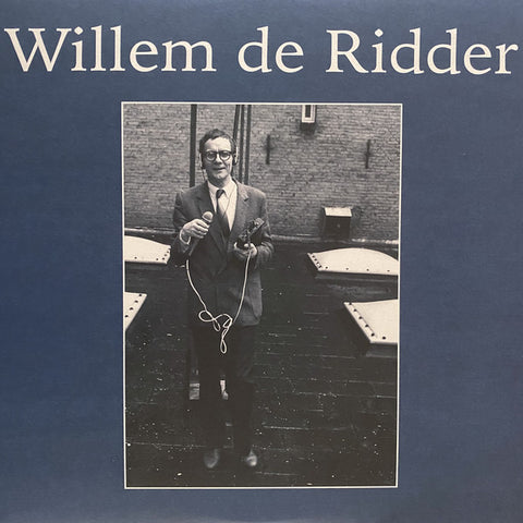 WILLEM DE RIDDER - All Chemix Radio