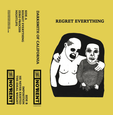 DARKSMITH OF CALIFORNIA- Regret Everything