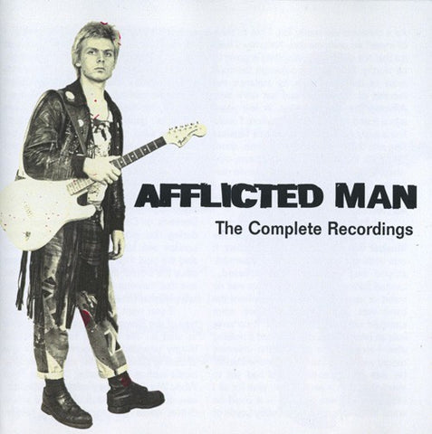 fustron AFFLICTED MAN, Complete Recordings