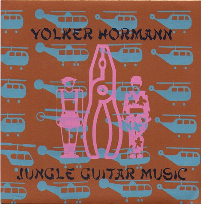 fustron HORMANN, VOLKER, Jungle Guitar Music