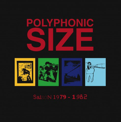 POLYPHONIC SIZE - Saison 1979-82: 30 Years After; When The Size Was Polyphonic