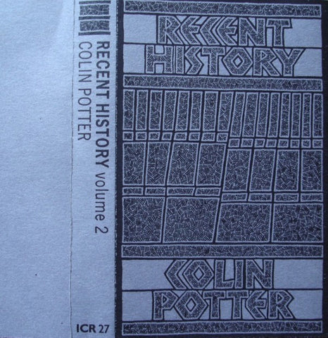fustron POTTER, COLIN, Recent History  Volume 2