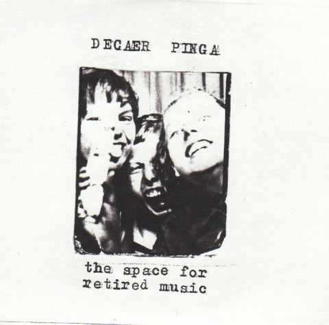 fustron DECAER PINGA, The Space For Retired Music