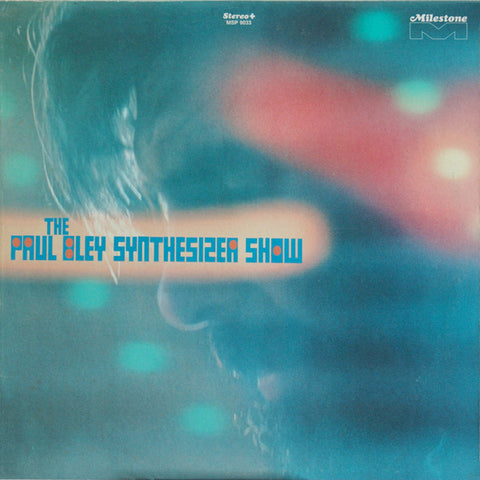 fusetron BLEY, PAUL, The Paul Bley Synthesizer Show
