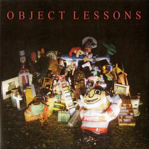 fusetron LIEBERMAN, JUSTIN & C. SPENCER YEH, Object Lessons