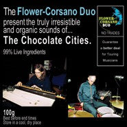 fusetron FLOWER-CORSANO DUO, The Chocolate Cities