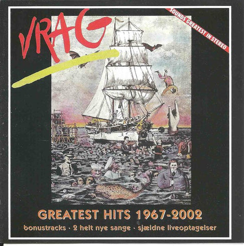 fustron VRAG, Greatest Hits 1967-2002