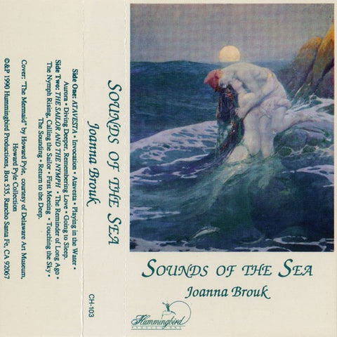 fusetron BROUK, JOANNA, Sounds Of The Sea