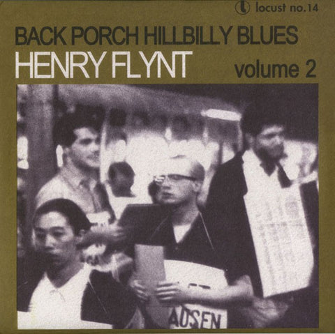fustron FLYNT, HENRY, Back Porch Hillbilly Blues Volume 2