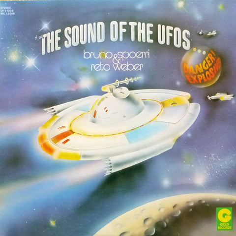 fusetron SPOERRI, BRUNO & RETO WEBER, The Sound Of The UFOs
