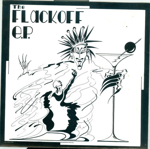 fusetron FLACKOFF, The Flackoff EP