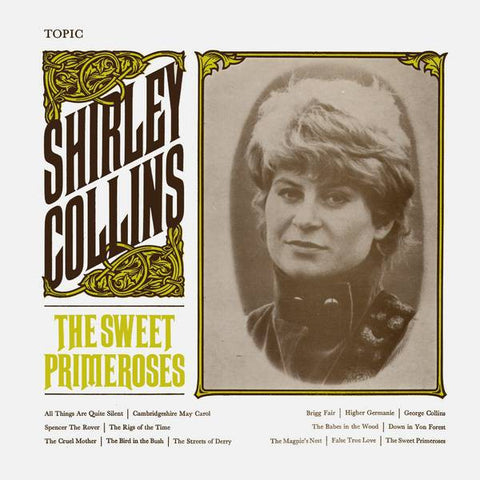 fustron COLLINS, SHIRLEY, The Sweet Primeroses