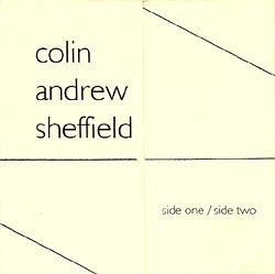 fustron SHEFFIELD, COLIN ANDREW, Side One/Side Two