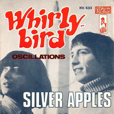 fusetron SILVER APPLES, Whirly Bird/Oscillations