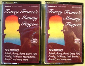 fusetron TRACEY TRANCE, Mummy Fingers