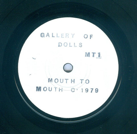 fusetron MOUTH TO MOUTH, Gallery of Dolls