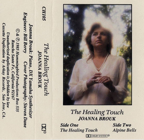 fusetron BROUK, JOANNA, The Healing Touch
