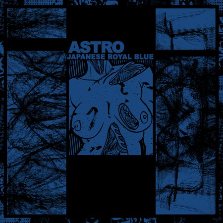 fusetron ASTRO, Japanese Royal Blue