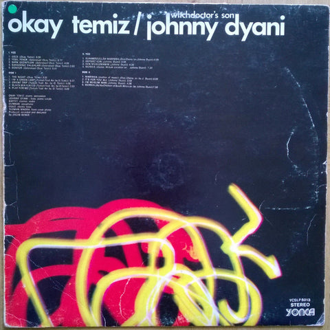 fusetron TEMIZ, OKAY/JOHNNY DYANI, Witchdoctors Son