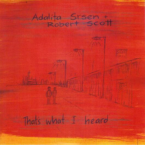 PUDDLE/ROBERT SCOTT & ADALITA SRSEN - Thats What I Heard/Average Sensual Man